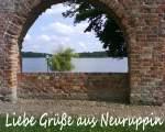 Ruppiner Land/173343/blick-durch-die-stadtmauer-zum-ruppiner Blick durch die Stadtmauer zum Ruppiner See