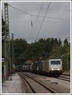 BR 185/34216/185-666-mit-einem-gueterzug-in 185 666 mit einem Güterzug in Aßling
